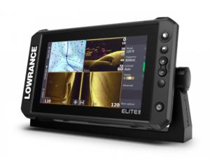 Lowrance Eholote Elite FS 9 ar devēju Active Imaging 3 in 1