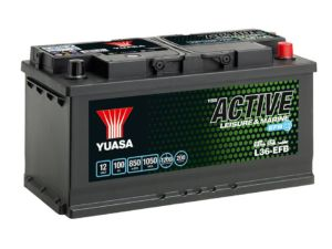 Akumulators YUASA L36-EFB