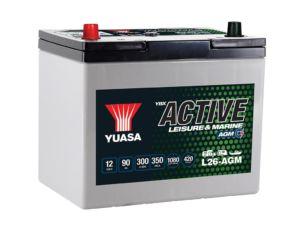 Akumulators YUASA L26-AGM