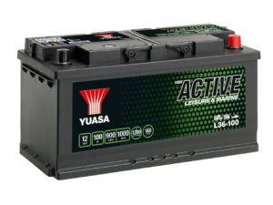 Akumulators YUASA L36-100